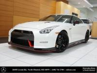 Pre-Owned 2016 Nissan GT-R NISMO AWD