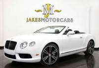 2015 Bentley Continental GTC V8 MULLINER ($234,715 MSRP)...ONLY 3900 MILES!