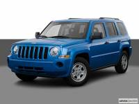 2008 Jeep Patriot Sport SUV Front-wheel Drive