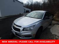 Used 2016 Chevrolet Cruze Limited LS Sedan FWD for Sale in Stow, OH
