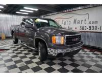 2011 GMC Sierra 1500 SLE Ext Cab 4X4 *16 Srvc Rcds!* CALL/TEXT!
