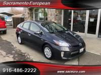 2013 Toyota Prius Plug-in Hybrid Advanced for sale in El Dorado CA