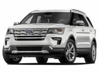 2018 Ford Explorer XLT SUV 6-Cylinder SMPI DOHC