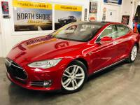 2013 Tesla Model S85 -Series 85-NO HAGGLE BUY IT NOW PRICE-GET 90MPG-LOADED-CLEAN AUTO CHECK-