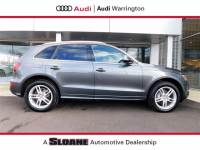 Certified Pre-Owned 2016 Audi Q5 3.0T Premium Plus SUV in Warrington, PA