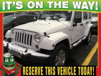 2012 Jeep Wrangler Unlimited Unlimited Sahara - 4WD - RUNNING BOARDS - 6 SPEED SUV