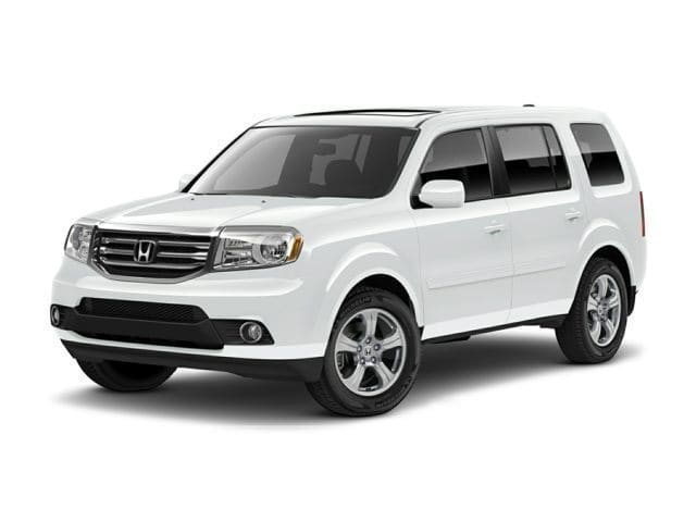 Photo Used 2013 Honda Pilot EX-L 4x4 EX-L SUV in Chandler, Serving the Phoenix Metro Area