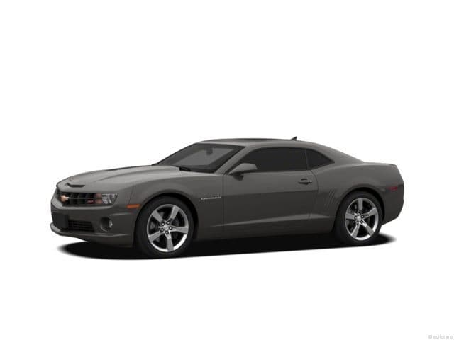 Photo Used 2012 Chevrolet Camaro SS SS Coupe w2SS in Chandler, Serving the Phoenix Metro Area