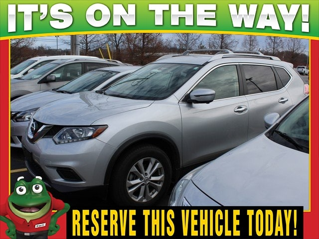 Photo Certified Used 2016 Nissan Rogue SV - CERTIFIED PRE OWNED For Sale