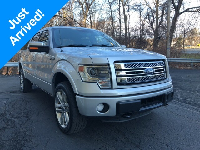 Photo Used 2014 Ford F-150 Limited in Stamford CT
