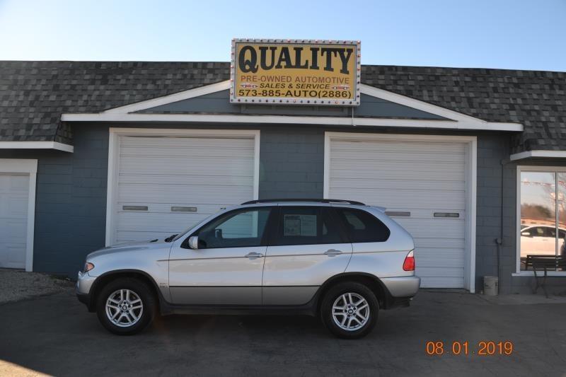 Photo 2006 BMW X5 X5 4dr AWD 3.0i