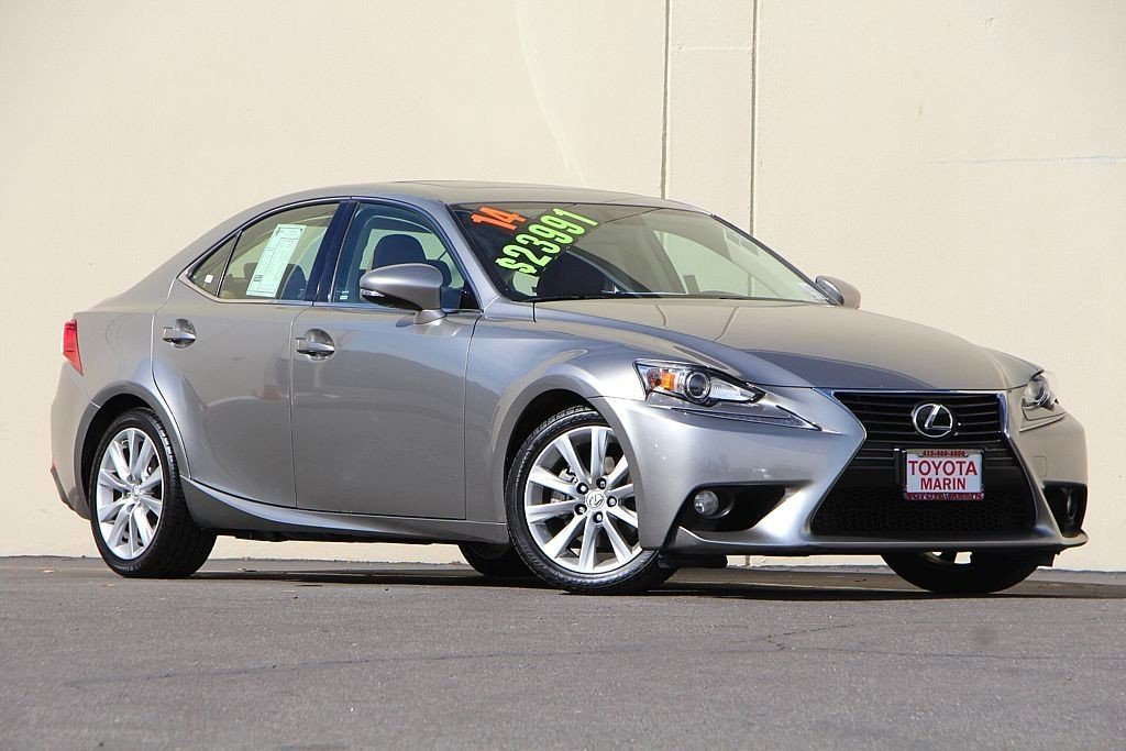 Photo Pre-Owned 2014 LEXUS IS 250 Sedan For Sale Corte Madera, CA