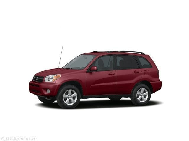 Photo Used 2004 Toyota RAV4 Base for Sale in Clearwater near Tampa, FL