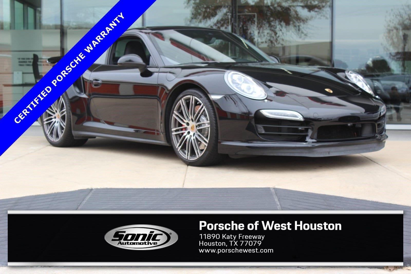 Photo 2015 Porsche 911 Turbo 2dr Cpe in Houston