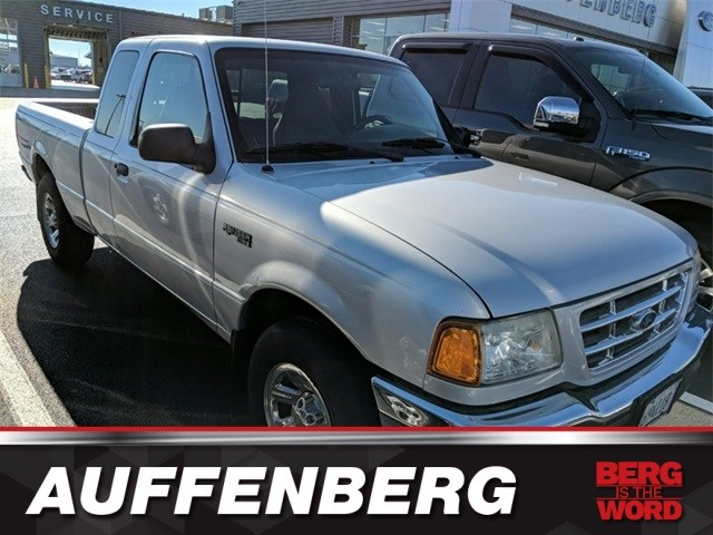 Photo Used 2002 Ford Ranger XLT Truck 6-Cylinder SMPI OHV for sale in OFallon IL