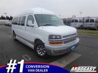 Pre-Owned 2011 Chevrolet Conversion Van Explorer Limited SE RWD Van Conversion