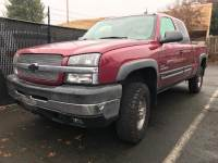 Used 2004 Chevrolet Silverado 2500HD LT Truck Extended Cab in Eugene