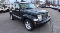 2010 Jeep Liberty Limited SUV