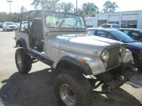 1985 Jeep CJ-7 SUV