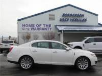 Used 2012 Lincoln MKS Front-wheel Drive Sedan For Sale Bend, OR