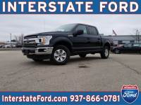 Used 2018 Ford F-150 XLT Truck V8 in Miamisburg, OH