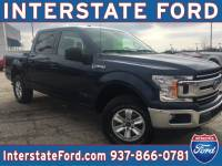 Used 2018 Ford F-150 XLT Truck EcoBoost V6 GTDi DOHC 24V Twin Turbocharged in Miamisburg, OH