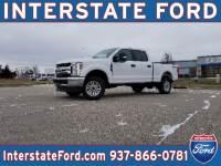 Used 2018 Ford F-250SD XLT Truck V8 EFI SOHC 16V Flex Fuel in Miamisburg, OH