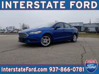 Used 2018 Ford Fusion SE Sedan iVCT in Miamisburg, OH