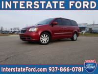 Used 2016 Chrysler Town & Country Touring Minivan/Van 6-Cylinder SMPI Flex Fuel DOHC in Miamisburg, OH