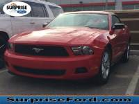 Used 2010 Ford Mustang Convertible V-6 cyl For Sale in Surprise Arizona