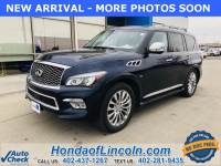 Pre-Owned 2015 INFINITI QX80 Base 4WD 4D Sport Utility