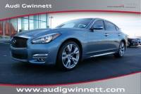 Used 2016 INFINITI Q70 3.7 Sedan for Sale near Atlanta, GA
