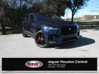 Used 2017 Jaguar F-PACE S in Houston, TX