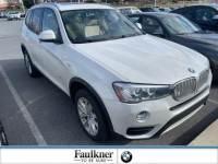 Certified Used 2016 BMW X3 xDrive28i AWD xDrive28i in Lancaster