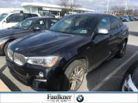 Certified Used 2017 BMW X4 M40i Coupe in Lancaster