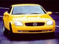 1999 Mercedes-Benz SLK-Class SLK 230 Roadster 5-Speed