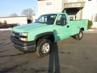 Used 2006 Chevrolet 3500 HD 4x4 Service Utility Truck