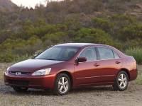 2004 Honda Accord 2.4 EX w/Curtain Airbags Sedan for sale in Princeton, NJ