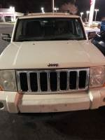 2007 Jeep Commander Sport SUV 4x4
