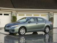 2010 Toyota Camry XLE Sedan Front-wheel Drive