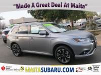 Used 2018 Mitsubishi Outlander Phev GT Available in Sacramento CA