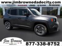 2017 Jeep Renegade Sport in Dade City