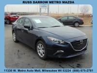 2016 Mazda Mazda3 i Sport Sedan For Sale in Madison, WI