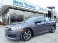 Used 2017 Honda Civic For Sale at Moon Auto Group | VIN: 19XFC2F71HE206514