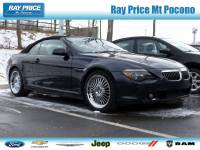 Used 2007 BMW 6 Series 650i For Sale Stroudsburg, PA