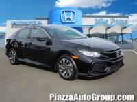 Certified 2018 Honda Civic Hatchback LX in Springfield, PA