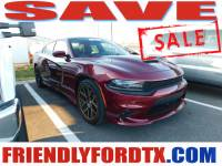 Used 2017 Dodge Charger R/T Sedan HEMI V8 Multi Displacement VVT for Sale in Crosby near Houston