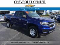 Certified Pre-Owned 2016 Chevrolet Colorado 2WD WT RWD Truck