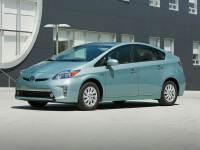 2014 Toyota Prius Plug-in Plug-in