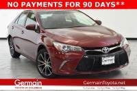 Certified Pre-Owned 2016 Toyota Camry XSE FWD 4dr Car